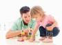 Заняття з дітьми за методикою Монтессорі