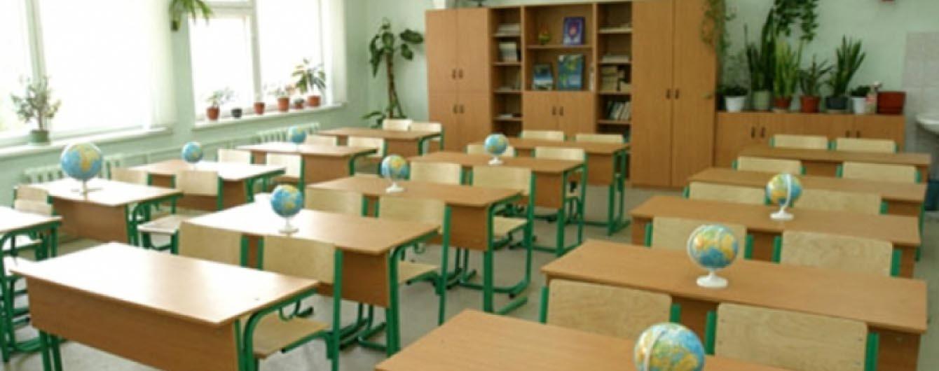 Карантин у школах Закарпаття