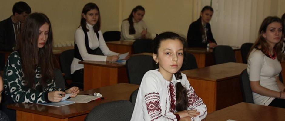 Учасники конкурс імені Шевченка