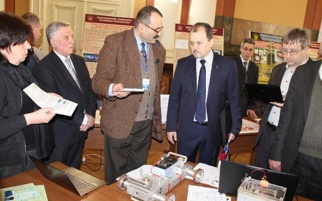 Під час зустрічі у Львівській політехніці