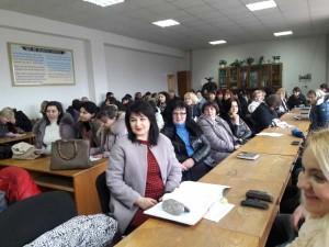Семінар у Мукачівському аграрному коледжі