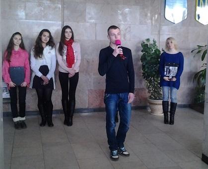 Студенти МДУ - до Дня святого Валентина