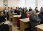 """Під час зустрічі з журналістами """"Українського тижня"""""""