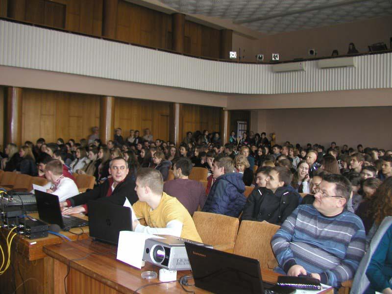 День відкритих дверей у Мукачівському державному університеті