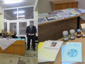 Львівські гості в Мукачівському аграрному коледжі