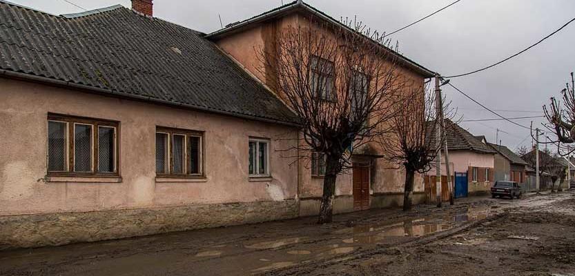 Ромська школа в Берегові