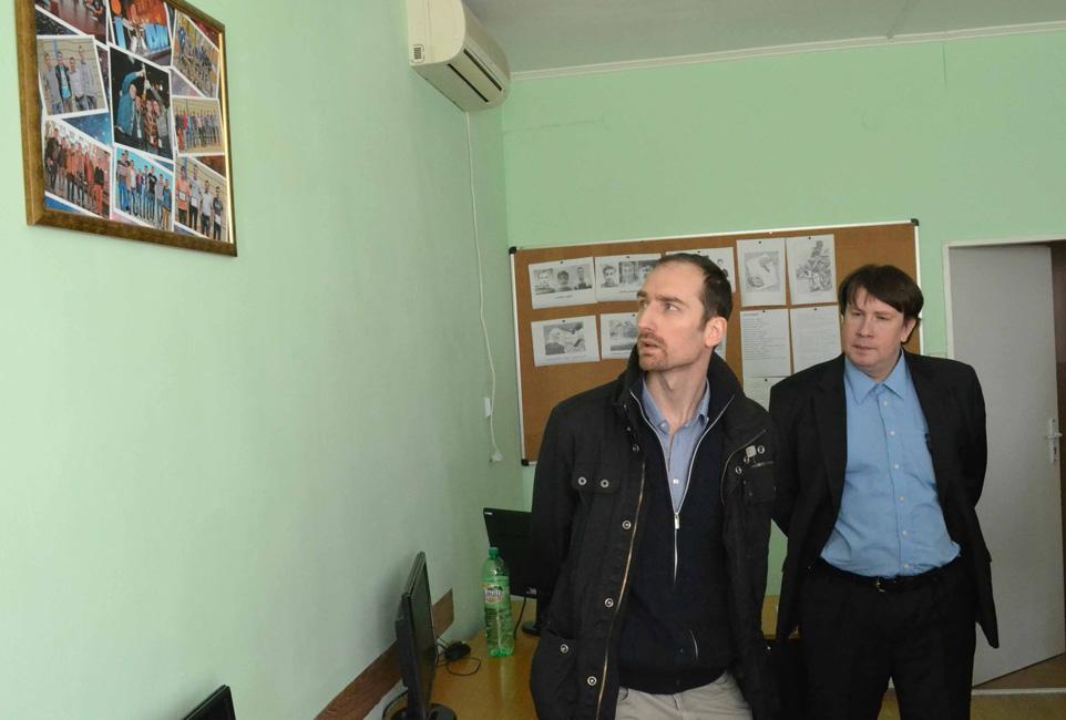Томаш Сентнер та Ігор Повхан