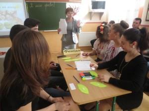 У Сторожницькій школі на Ужгородщині