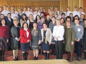Учасники семінару у Великій Доброні