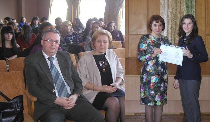 Вручення дипломів випускникам Мукачівського державного університету