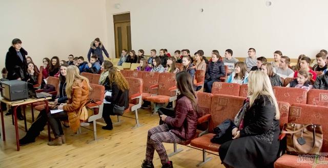 Зустріч із учнями Ужгородської ЗОШ № 2