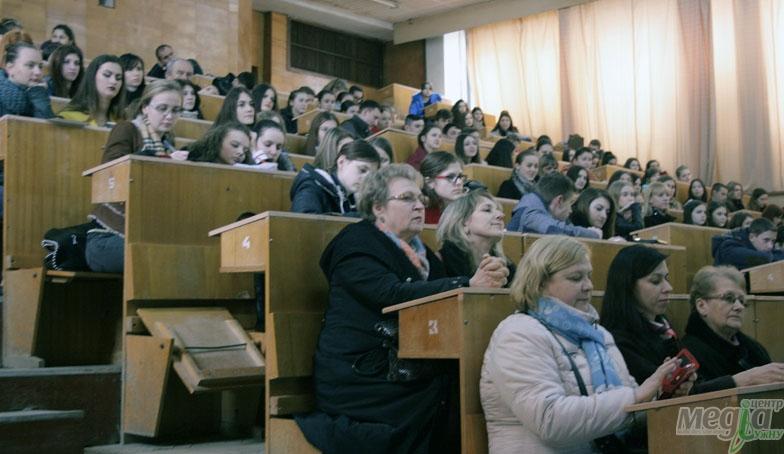 Під час Шевченківського свята в УжНУ