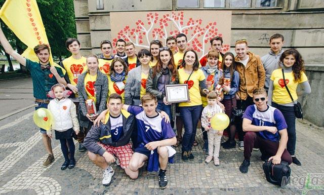 Акція Серце до серця в Ужгороді