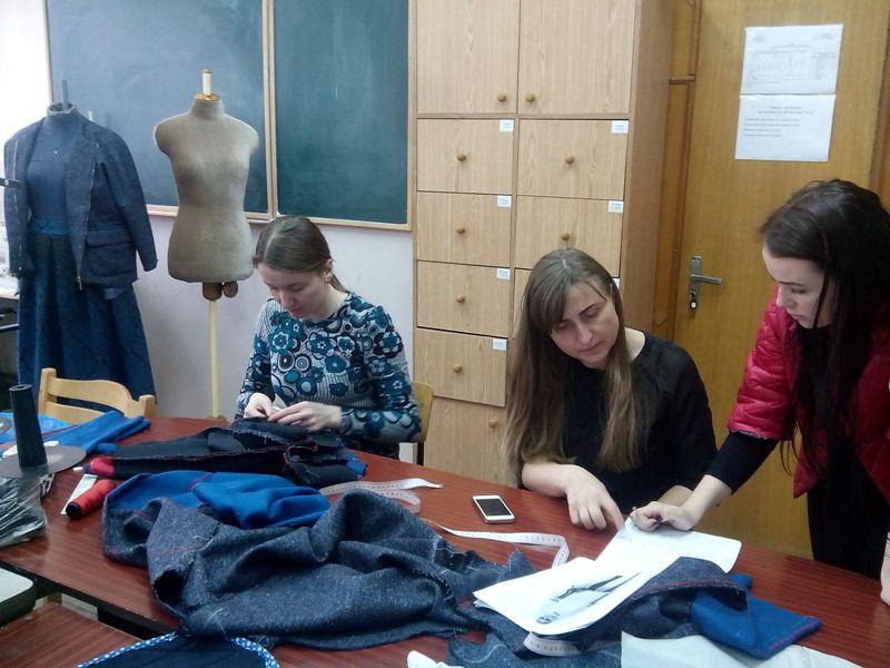 Дизайн одягу в Мукачівському державному університеті