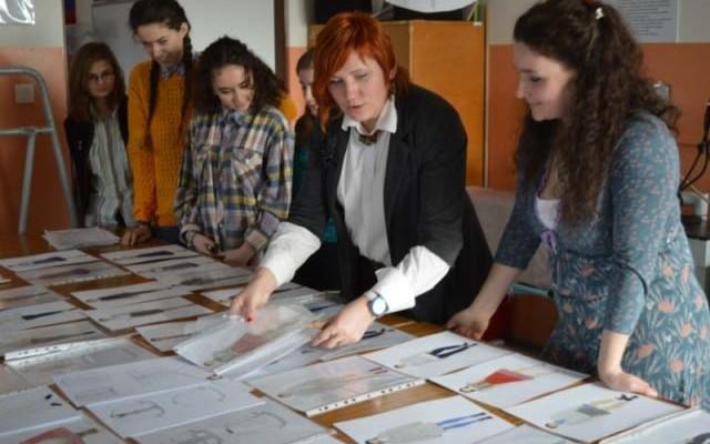 Молоді дизайнери в МДУ