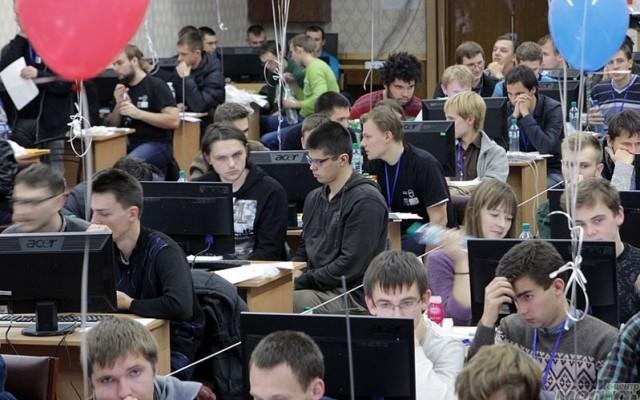 Студенти факультету інформаційних технологій УжНУ на міжнародній олімпіаді з інформатики