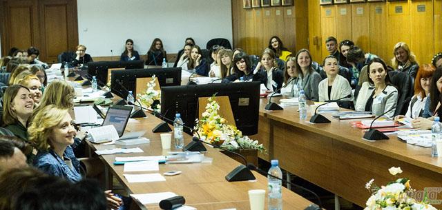 Під час конференції філологів та журналістів в УжНУ