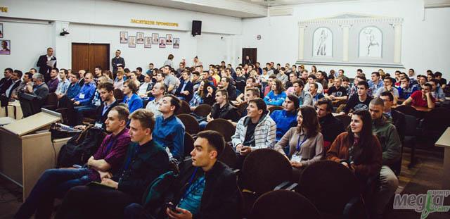 Під час конкурсу стартапів в УжНУ