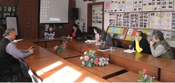 Школа молодого педагога в Ужгороді