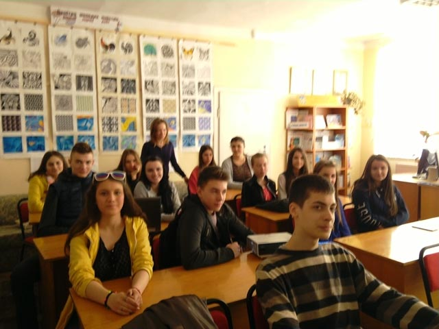 Екологічний тренінг в Ужгороді