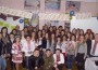 Учасники конкурсу екскурсоводів у Хусті