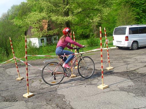 Змагання з велоспорту у Хусті