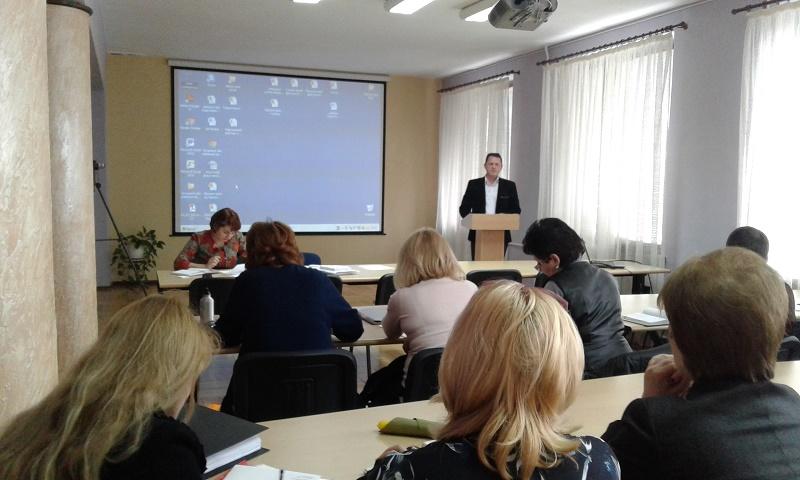 Вибори директора Виноградівського коледжу МДУ