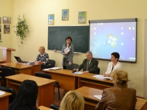 Нарада щодо викладання української мови у школах нацменшин в Ужгороді