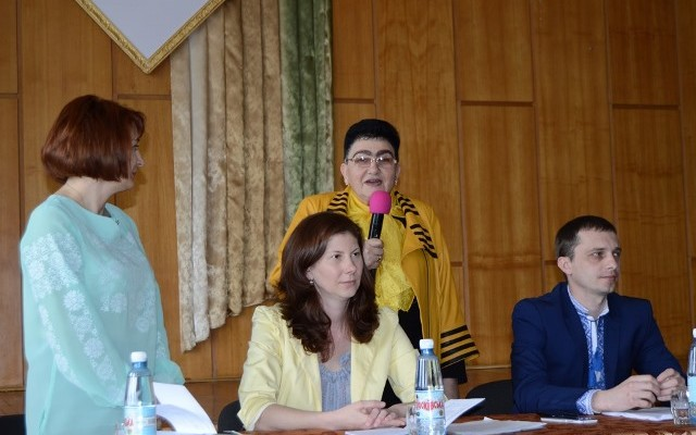 Під час наукової конференції в МДУ