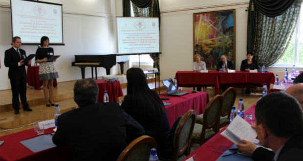 Наукова конференція в Закарпатському угорському інституті