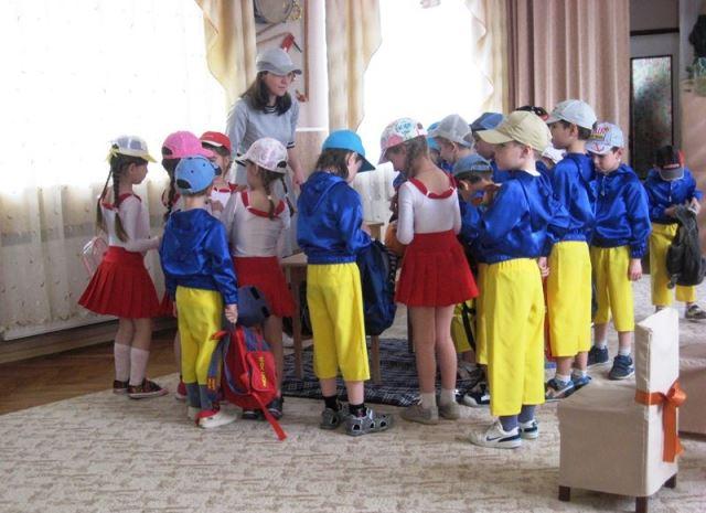 Мукачівські дошкільнята