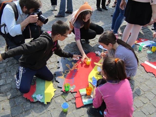 Німеччина - День Європи в Ужгороді