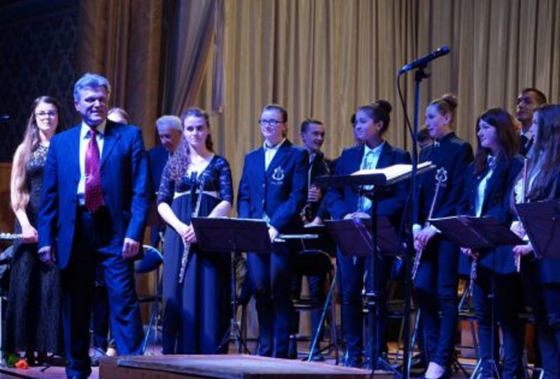 Оркестр Ужгородського музучилища