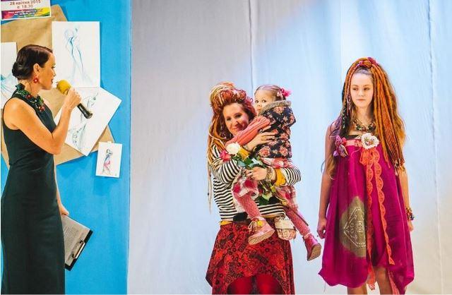ПАДІЮН - конкурс дизайнерів, модельєрів в Ужгороді