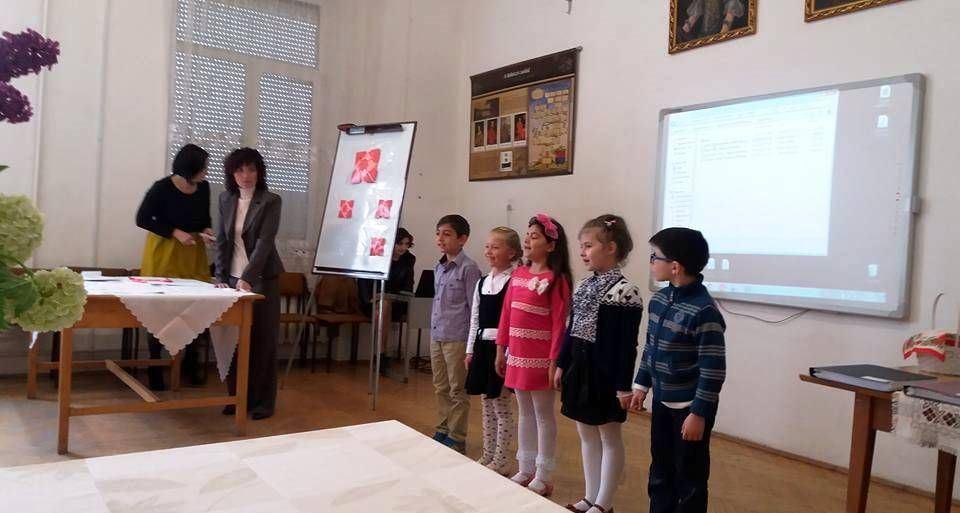 Мукачівських школярів учать зберігати традиції