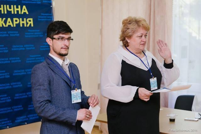 Степан Карабиньош, Галина Коваль