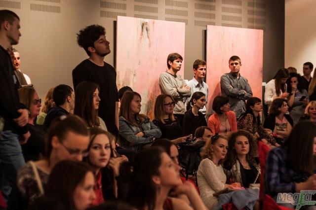 Студенти УжНУ в галереї Ілько