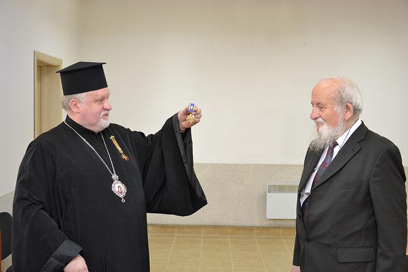 Віктор Бедь і Микола Мушинка