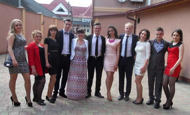 Випускники-туристи Свалявського технічного коледжу