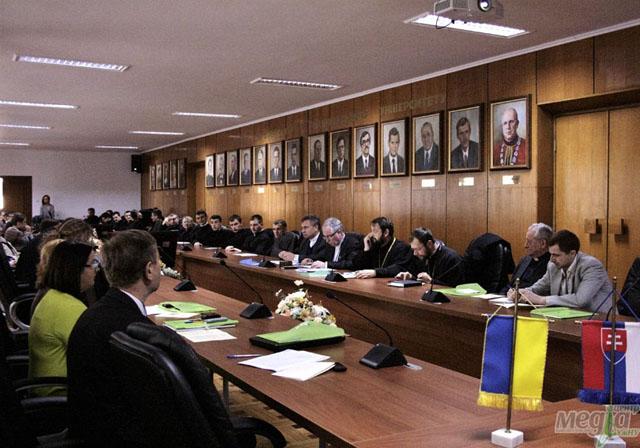 Наукова конференція до річниці Ужгородської унії в УжНУ