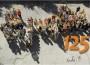 Флешмоб у Закарпатській академії мистецтв