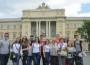 Студенти Свалявського технічного коледжу у Львові