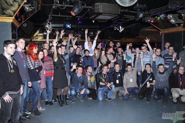 Учасники чемпіонату Південно-Східної Європи з програмування