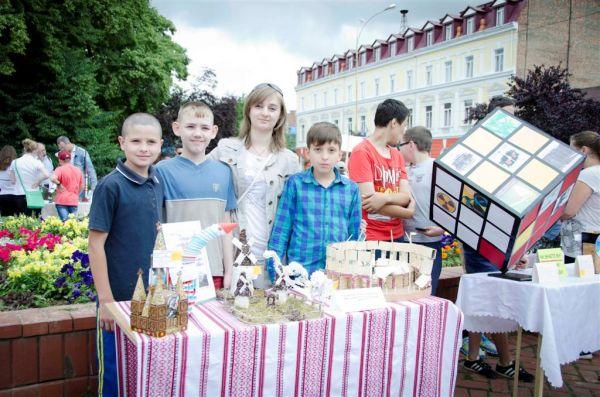 Юні техніки в Ужгороді