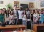 Студенти УТЕК зі студентами-іноземцями УжНУ