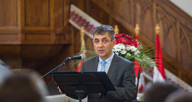 Держсекретар Угорщини з питань національної політики Арпад Янош Потапі