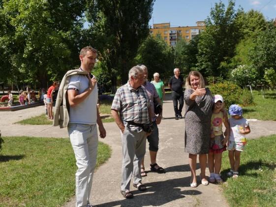 Чехи в ужгородському дитсадку