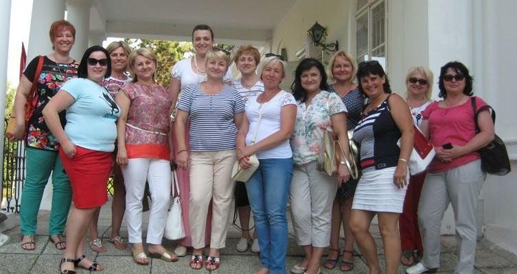Делегація з Мукачева в Угорщині