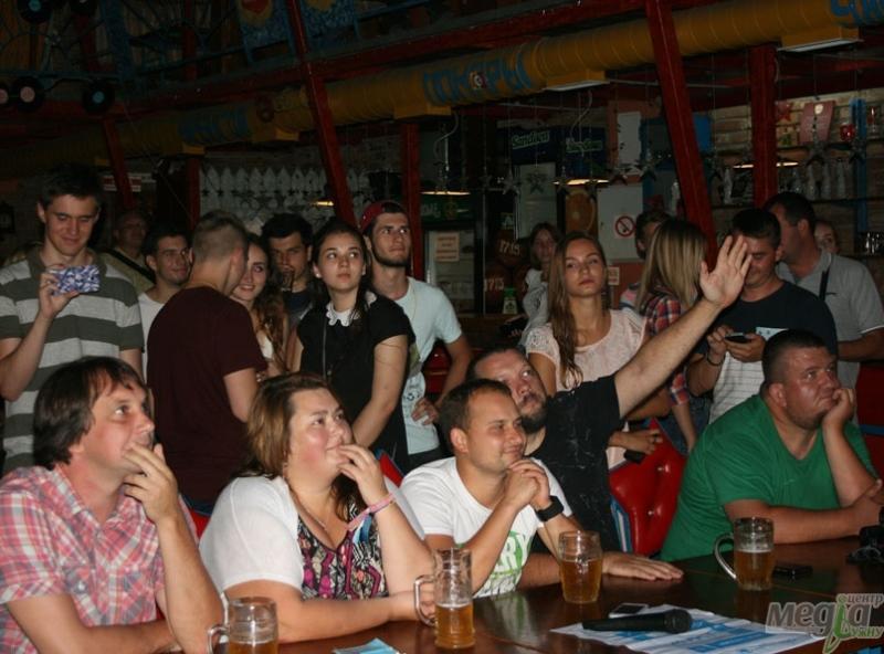 Літній Кубок КВН в Ужгороді