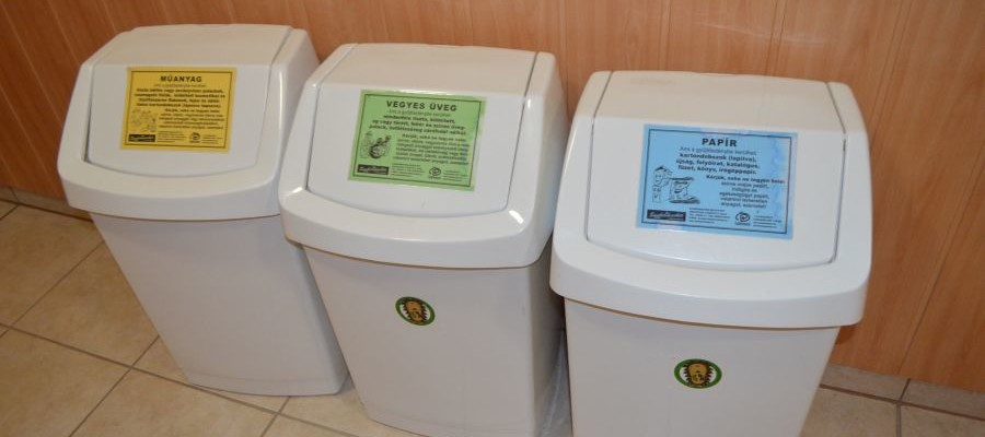 Сортування сміття в Мукачівських дитсадках
